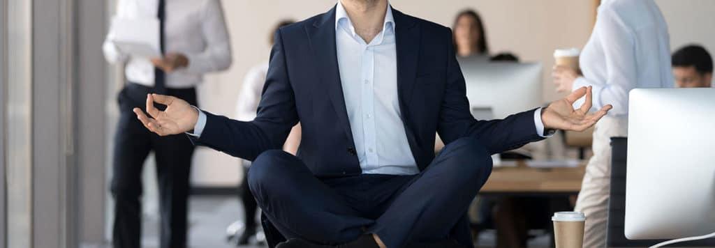 Eine gute Work-Life-Balance bewahrt den Körper und die Psyche vor unnötigem Stress
