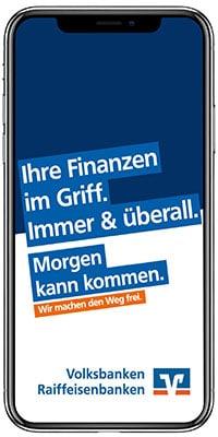 Die VR-Banking-App als mobile Bank