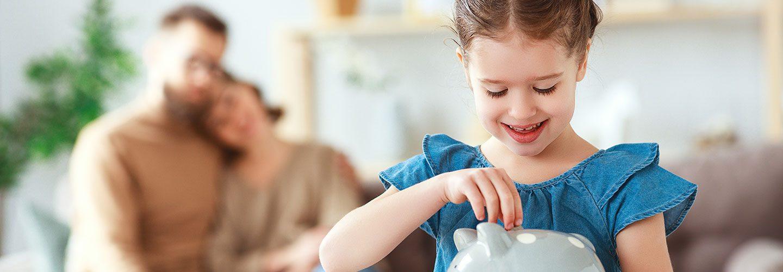 Sparen für Kinder leicht gemacht